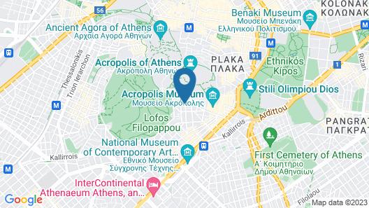 Noble Suites Map