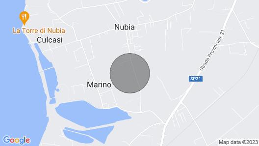 Baglio Piacentino Map