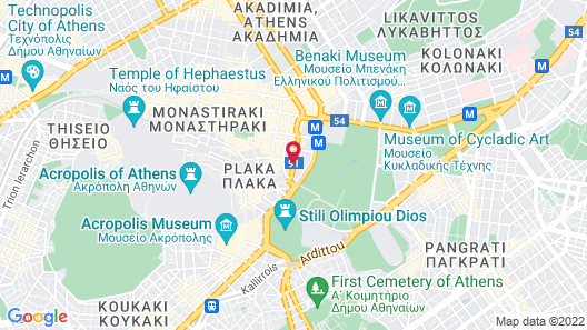 New Hotel Map