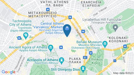 Athens4 Map