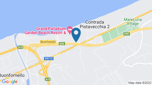 Acacia Resort Map