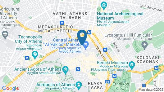 Fresh Hotel Map