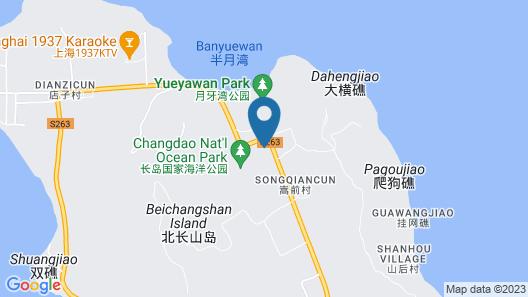 Changdao Haishijing Fisher House Map