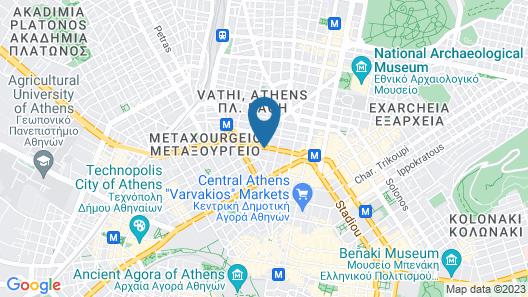K29 Hotel Map