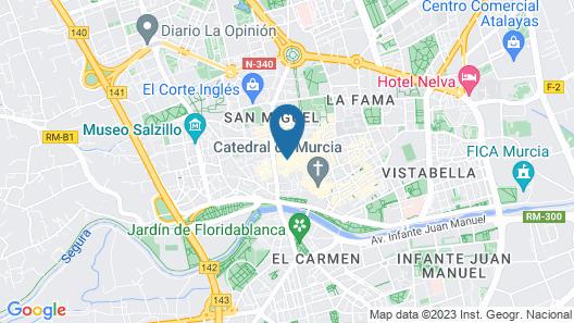 Apartamento Lorena, en el Centro Map