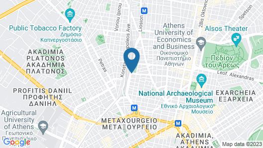 Ariston Map
