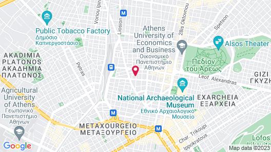 Acropolis View Dream Map