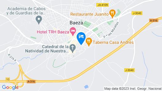 YIT La Casona del Arco Map