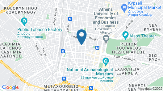 Centrotel Map
