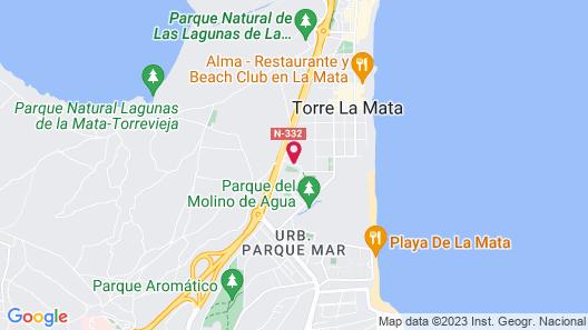 Apartamento Monteagudo - LMT Holiday Map