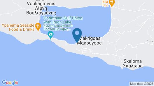 Mantas Bay Apartments Map