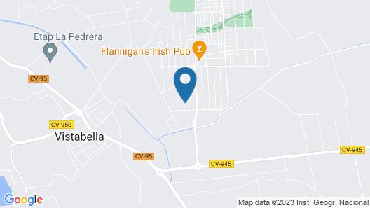 3033 Vistabella-bali 3033 Map