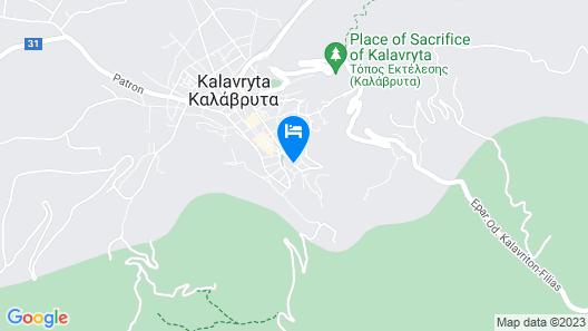 Amadriades Map