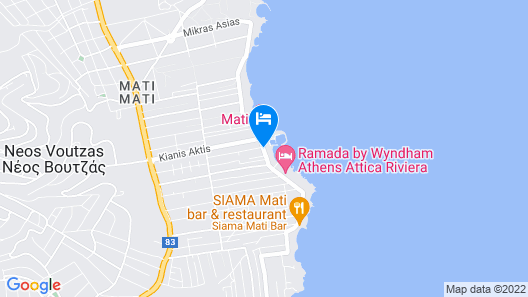 Cabo Verde Hotel Map