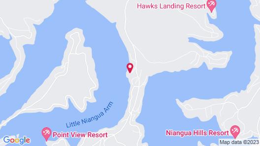 Wilson's Resort Map