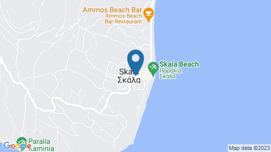 Apostolata Island Resort & Spa Map