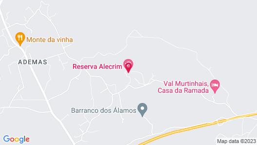 Reserva Alecrim Amazing Glamping Map