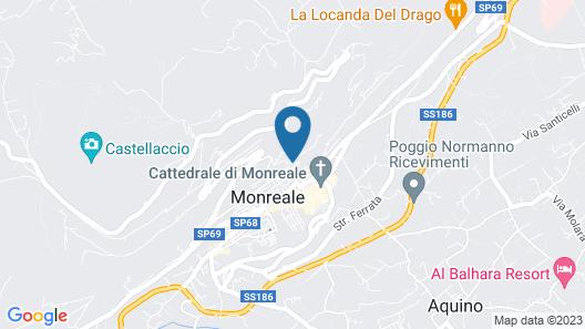 La Casa delle Lodole Map