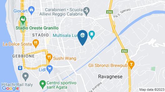 Hotel Apan Map