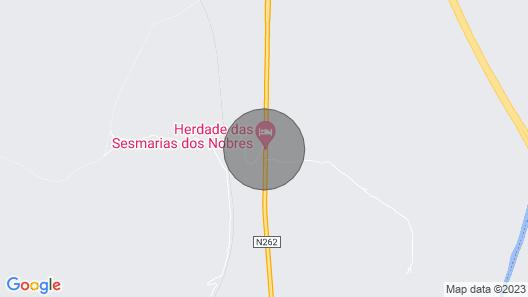 Antara Retreat apartment Map