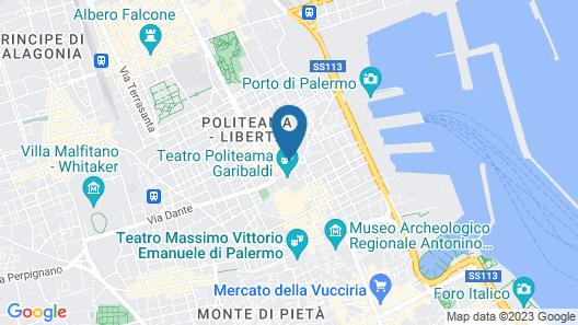 Hotel Plaza Opera Map