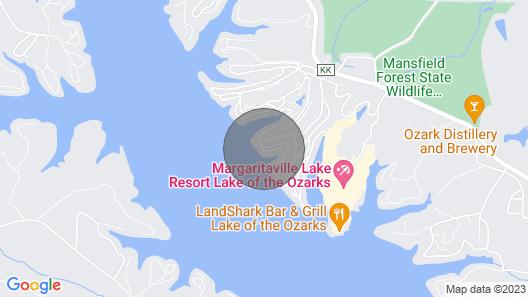 Lago Vista - Margaritaville Estates Home with Beautiful View! Map
