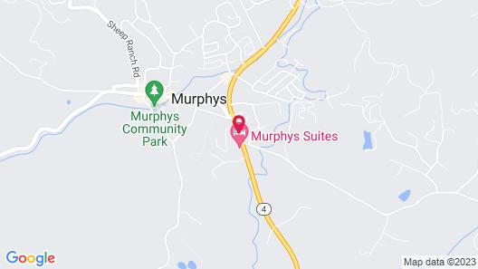 Murphys Suites Map