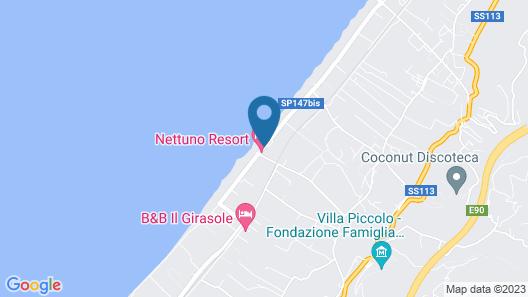 Nettuno Resort Map