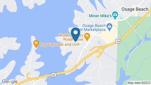 Kay Lynn Resort Map