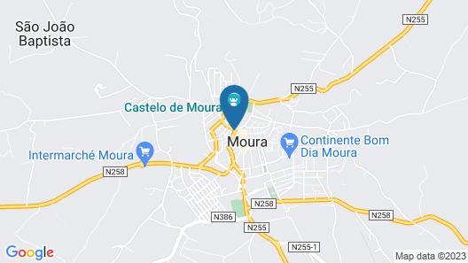 Hotel Santa Comba Map