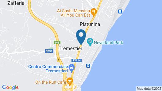 Europa Palace Hotel Map