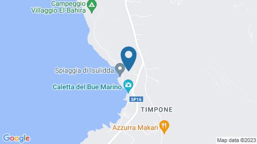 Casa Mamma Bruna Map