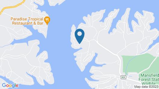 Baypoint Village 545 Map