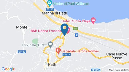 Nunzio House Map