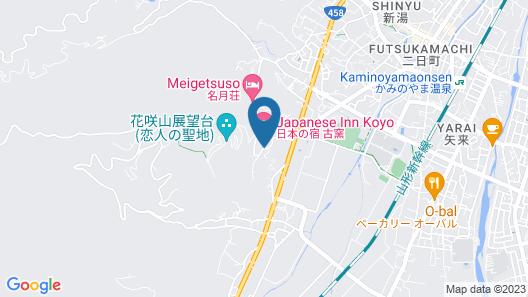 HAYAMAKAN Map