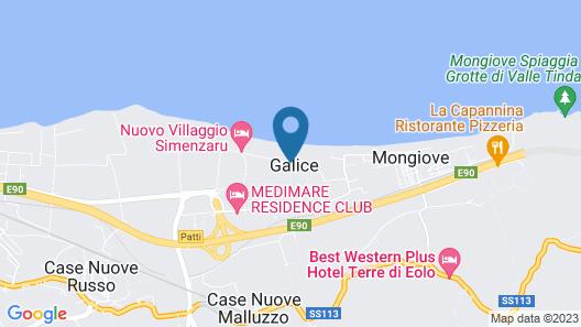 Villaggio Simenzaru Map