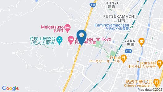 Sagiya Sensorai Map