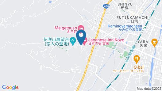 Saikatei Jidaiya Map