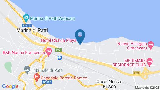 Hotel Club La Playa Map