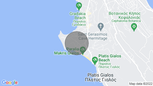 Malibu Studios - Elegant & Cosy Map