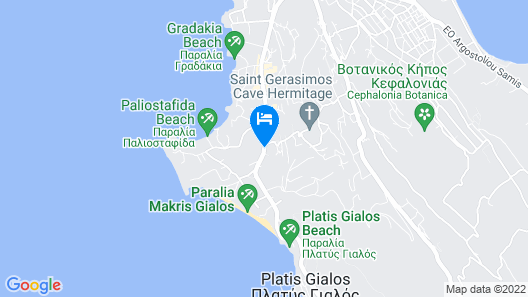 Minas Studios Map