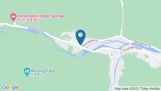 Norumok Resortel Map