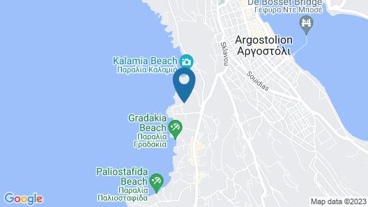 Lassi Hotel Map
