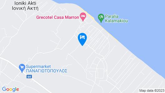 Villa Dimeon Map