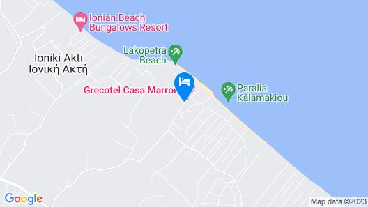 Grecotel Casa Marron All Inclusive Resort Map