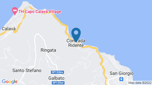 VR Club - Villa Ridente Club Map