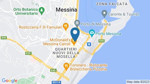 Le Stanze di Piazza Cairoli Map