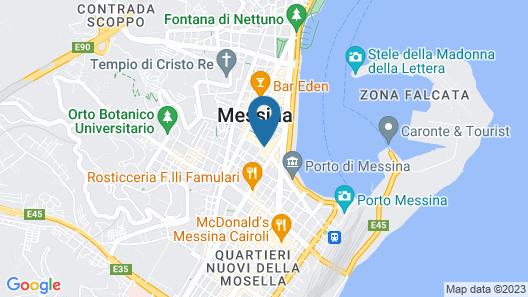 B&B del Duomo Map
