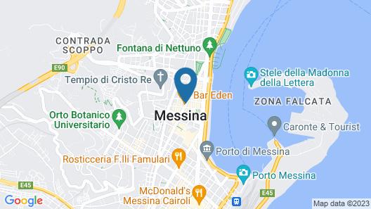 Antonello da Messina Map