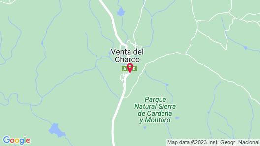 Complejo Rural La Venta del Charco Map